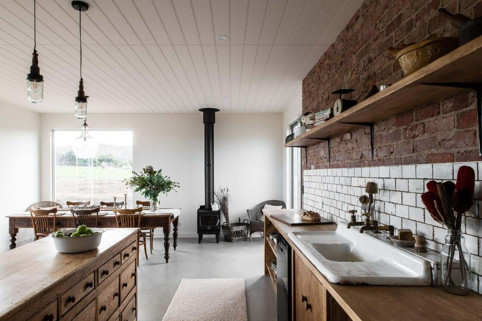 The Wool Rooms -Kitchen